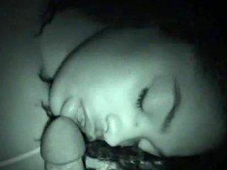 Bravotube - Sleeping Ebony Babe Gets Fingered And Rimmed In Homemade Pov